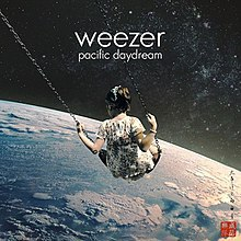 Cover WEEZER, pacific daydream
