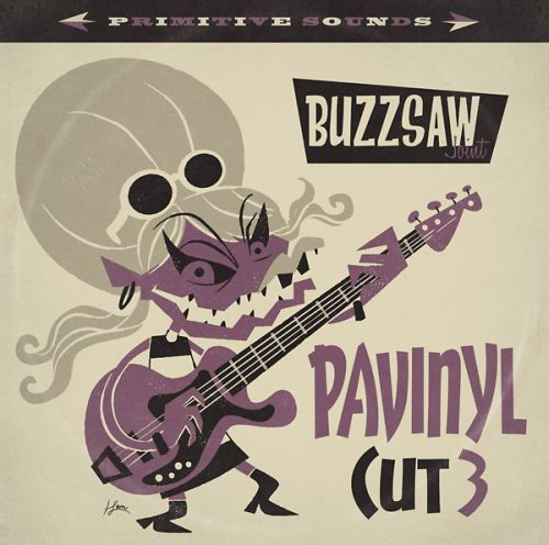Cover V/A, buzzsaw joint cut 03