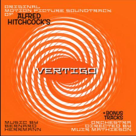 O.S.T. (BERNARD HERRMANN), vertigo+bonus cover