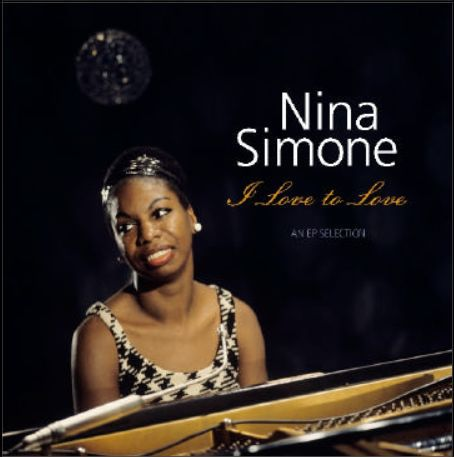 Cover NINA SIMONE, i love to love