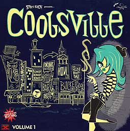 Cover V/A, coolsville 01