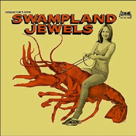 V/A, swampland jewels cover