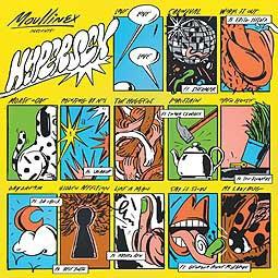 MOULLINEX, hypersex cover