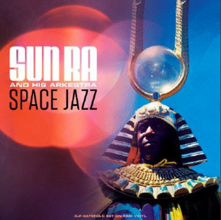 SUN RA, space jazz cover