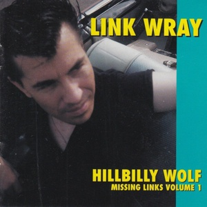 Cover LINK WRAY, hillbilly wolf (missing link vol. 1)