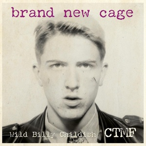BILLY CHILDISH & CTMF, brand new cage cover