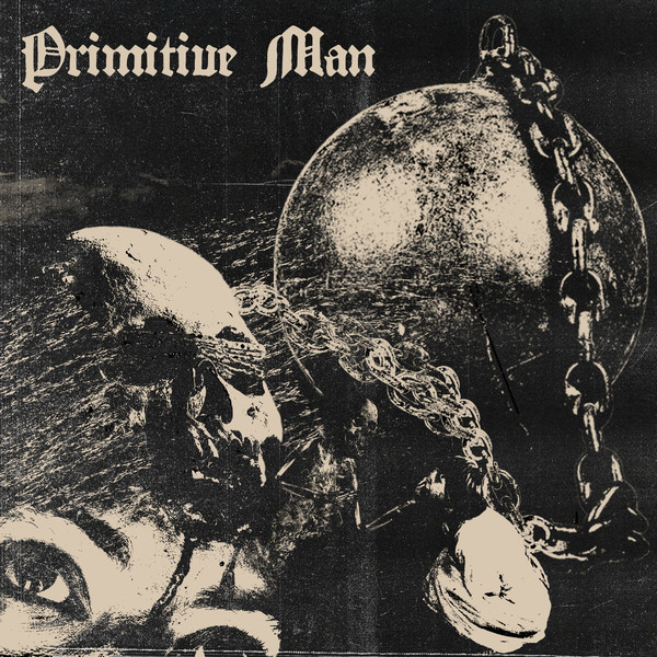 Cover PRIMITIVE MAN, caustic