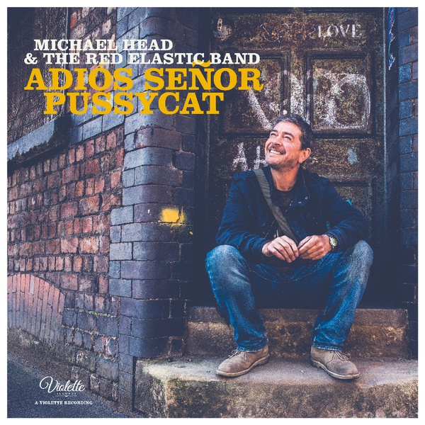 Cover MICHAEL HEAD & RED ELASTIC BAND, adios senior pussycat