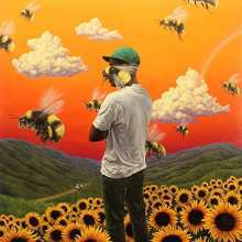 Cover TYLER THE CREATOR, flower boy