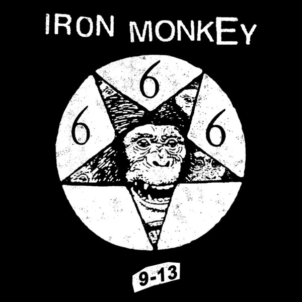 Cover IRON MONKEY, 9-13