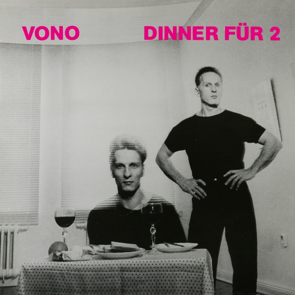 Cover VONO, dinner für 2