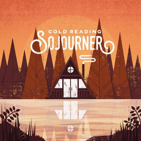 COLD READING, sojourner cover