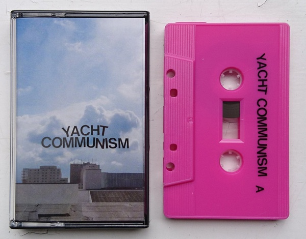 YACHT COMMUNISM, s/t cover