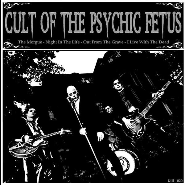 Cover CULT OF THE PSYCHIC FETUS, s/t ep