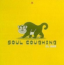Cover SOUL COUGHING, el oso