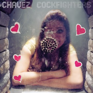 Cover CHAVEZ, cockfighters ep