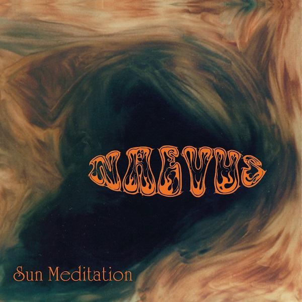 Cover NAEVUS, sun meditation