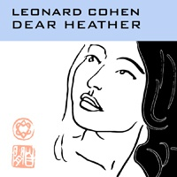 Cover LEONARD COHEN, dear heather