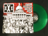 Cover V/A, xxx presents: still having their say