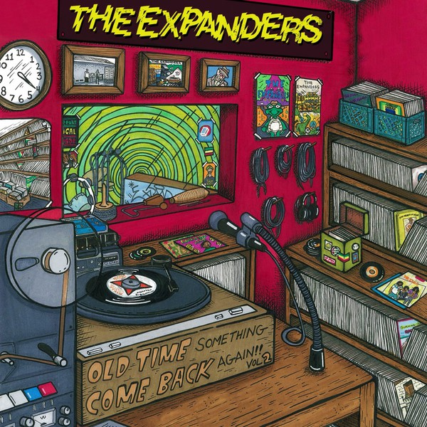 Cover EXPANDERS, old time someting come back again vol. 2