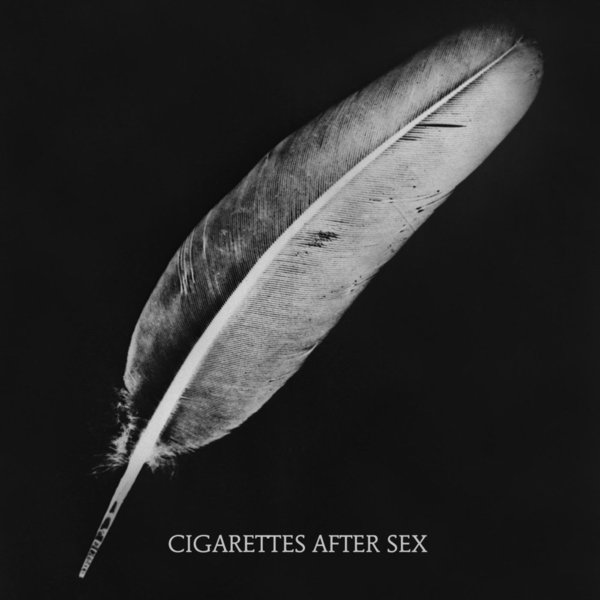 CIGARETTES AFTER SEX, affection cover