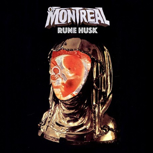OF MONTREAL, rune husk cover