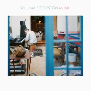 WILLIAM EGGLESTONE, musik cover