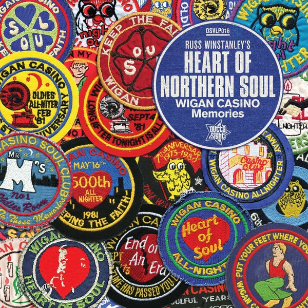 V/A, heart of northern soul / wigan casino memories cover
