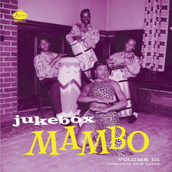 Cover V/A, jukebox mambo vol. 3