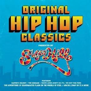 V/A, original hip hop classics pres. by sugar hill rec. cover
