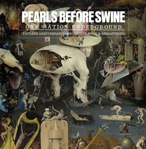 PEARLS BEFORE SWINE, one nation underground cover