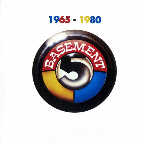 Cover BASEMENT 5, 1965-1980/in dub