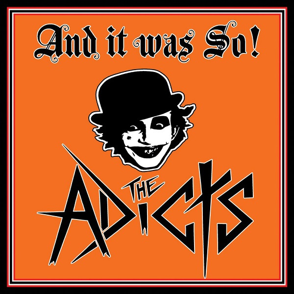 ADICTS, and it was so! cover