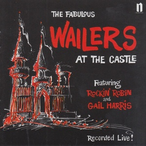 FABULOUS WAILERS, at the castle cover