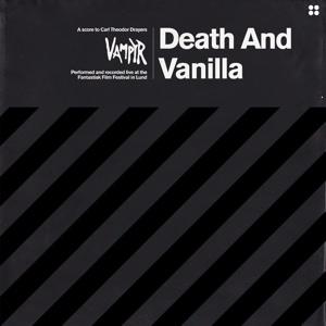 Cover DEATH AND VANILLA, vampyr - o.s.t.