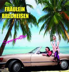 FRÄULEIN BRECHEISEN, supergrattler cover