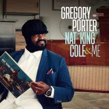 GREGORY PORTER, nat king cole & me cover