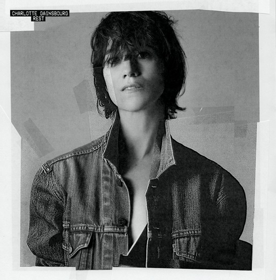 Cover CHARLOTTE GAINSBOURG, rest