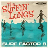Cover SURFIN´ LUNGS, surf factor 8