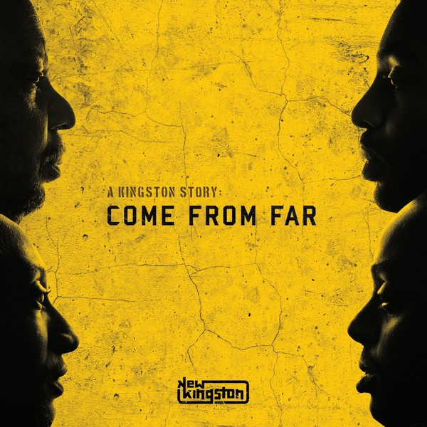 NEW KINGSTON, a kingston story: come from far cover