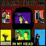 Cover BLACK FLAG, in my head