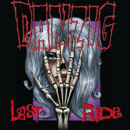 Cover DANZIG, last ride