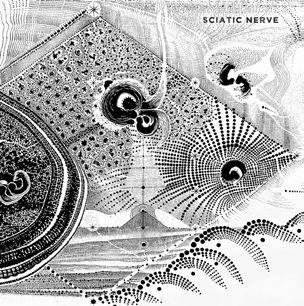 SCIATIC NERVE, s/t cover