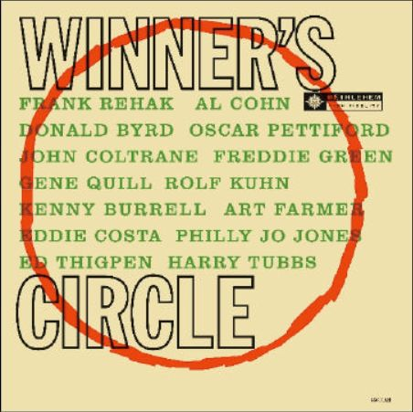 JOHN COLTRANE, winner´s circle cover