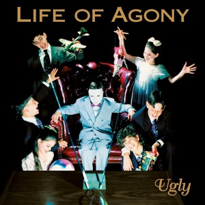 LIFE OF AGONY, ugly cover
