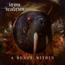 Cover IRON WALRUS, a beast within