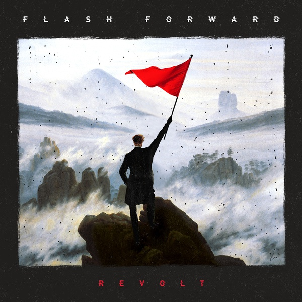 Cover FLASH FORWARD, revolt