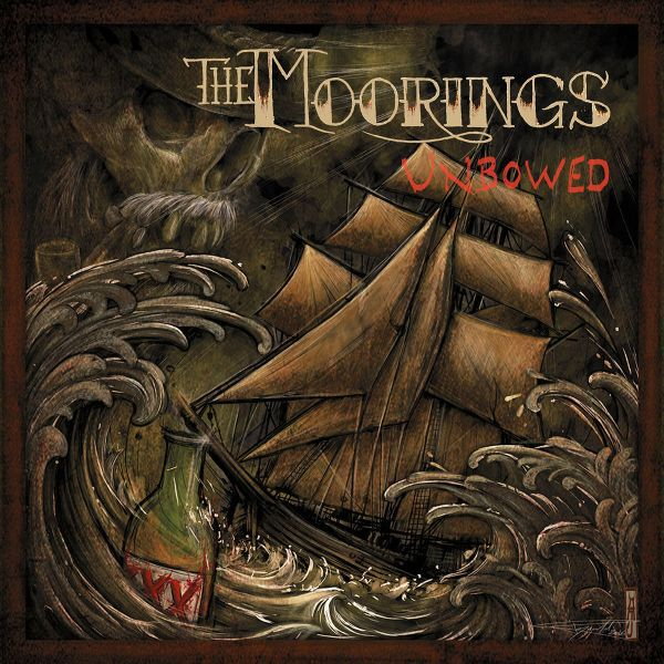 MOORINGS, unbowed cover