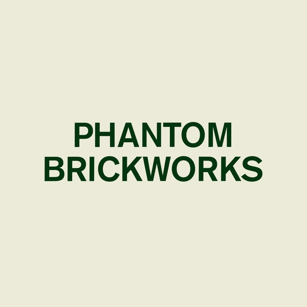 Cover BIBIO, phantom brickworks