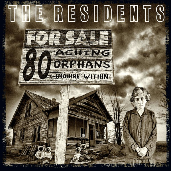 Cover RESIDENTS, 80 aching orphans - 40 years of the residents